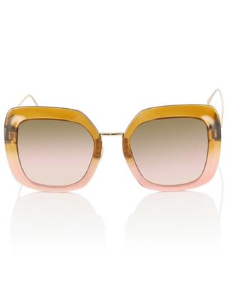 Eckige Sonnenbrille Tropical Shine FENDI