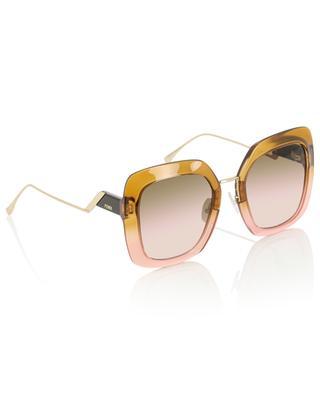 Eckige Sonnenbrille Tropical Shine FENDI