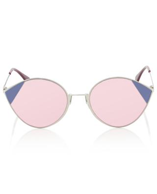 Cut-Eye cat-eye shaped sunglasses FENDI