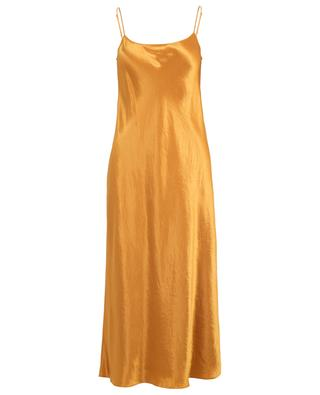Satin slip dress VINCE