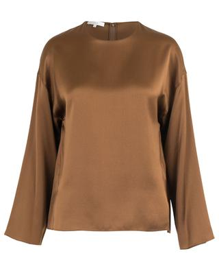 Blouse en satin VINCE