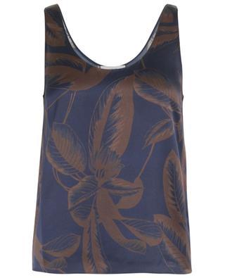 Silk sleeveless top VINCE