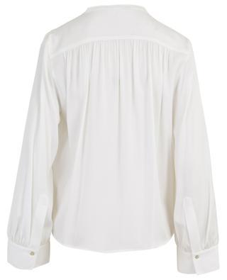 Stretch silk shirt VINCE