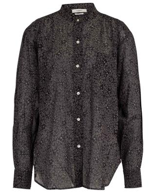 Mexika floral print cotton shirt ISABEL MARANT
