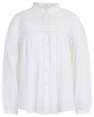 Lalia cotton wide gathered blouse ISABEL MARANT
