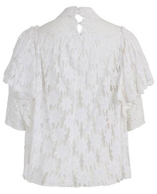 Vetea loose floral lace top ISABEL MARANT