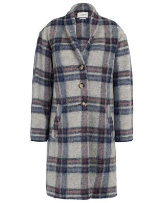 Manteau en laine mélangée Gabriel ISABEL MARANT