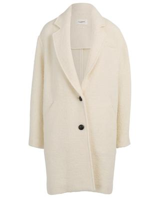 Dante single-breasted oversize coat ISABEL MARANT