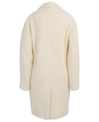 Manteau oversize à boutonnière simple Dante ISABEL MARANT