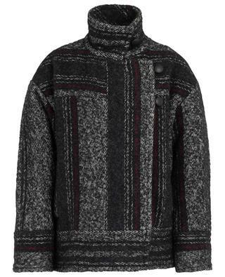 Fagan quilted short coat ISABEL MARANT