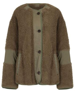 Demma reversible faux fur and Repreve jacket ISABEL MARANT