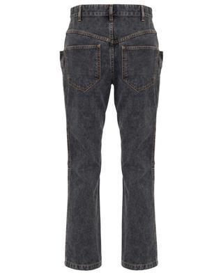 Verkürzte gerade Jeans mit hoher Taille Notty ISABEL MARANT