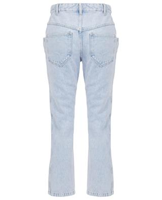Notty cropped high-rise straight fit jeans ISABEL MARANT