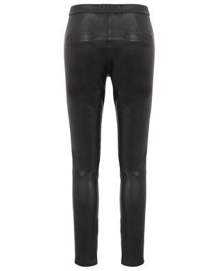 Pantalon slim en cuir Iany ISABEL MARANT