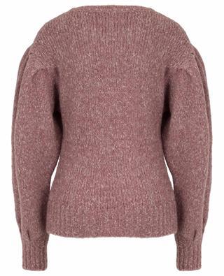 Shaelyn alpaca and cotton blend round neck jumper ISABEL MARANT