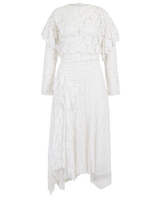 Langes Kleid aus geblümter Spitze Vally ISABEL MARANT