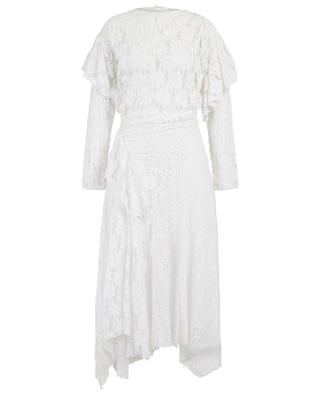 Vally long floral lace dress ISABEL MARANT