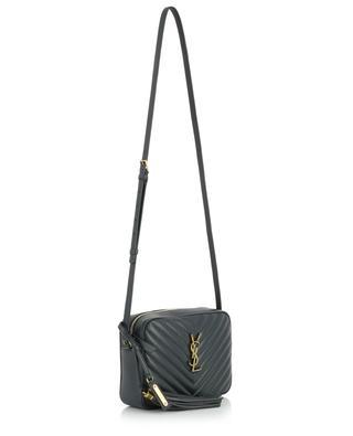 Lou Camera quilted monogrammed bag SAINT LAURENT PARIS