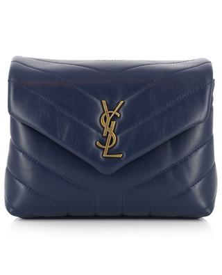 Ledertasche mit Y-Steppmuster Loulou Toy Bag SAINT LAURENT PARIS
