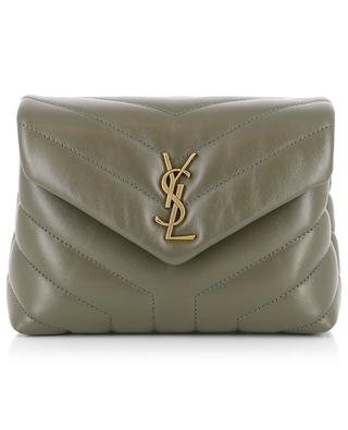 Sac en cuir matelassé Y Loulou Toy Bag SAINT LAURENT PARIS
