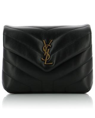 Loulou Toy Bag Y quilting leather bag SAINT LAURENT PARIS