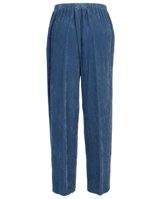 Pantalon large esprit lounge en velours côtelé FORTE FORTE