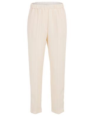 Pantalon fluide avec taille élastiquée FORTE FORTE
