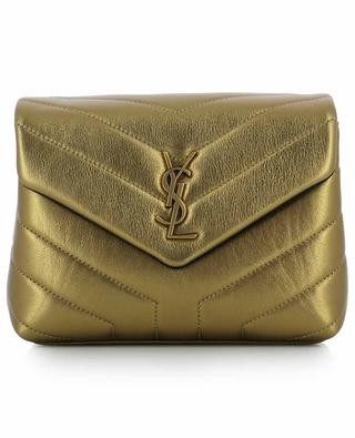 Tasche aus gestepptem Leder Loulou Toy SAINT LAURENT PARIS