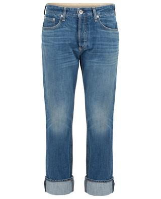 Rosa distressed straight jeans RAG&BONE JEANS