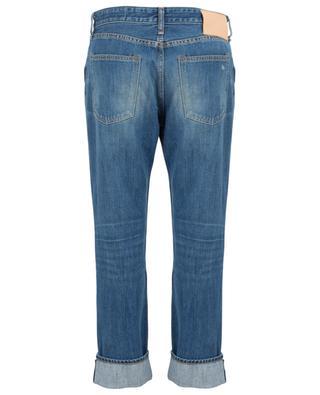 Rosa distressed straight jeans RAG&BONE JEANS