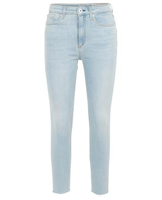 Hoch sitzende Skinny-Jeans Nina RAG&BONE JEANS