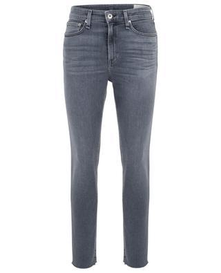 Nina high-rise skinny fit jeans RAG&BONE JEANS