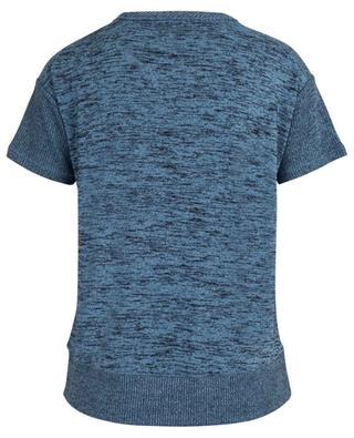 Weites T-Shirt mit U-Ausschnitt Ramona Tee RAG&BONE JEANS
