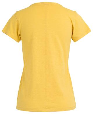 T-Shirt aus geflammter Baumwolle The Tee RAG&BONE JEANS