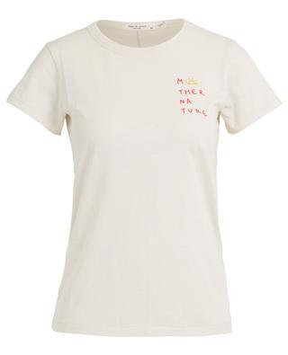 Mother Nature slogan T-shirt RAG&BONE JEANS
