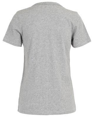 T-Shirt aus melierter Baumwolle RAG&BONE JEANS