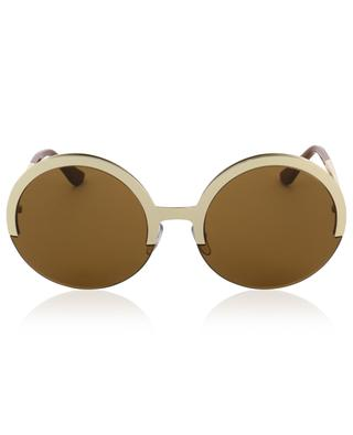 Sunrise round sunglasses MARNI