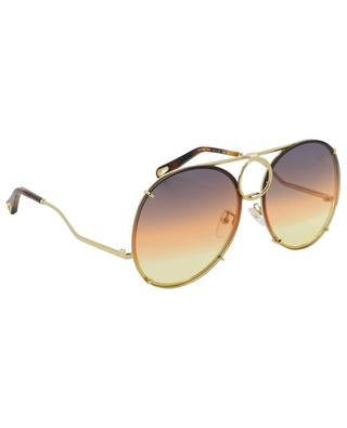 Vicky aviator sunglasses with ring detail CHLOE