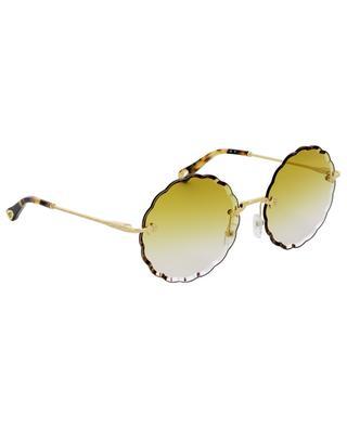 Rosie flower-shaped sunglasses CHLOE
