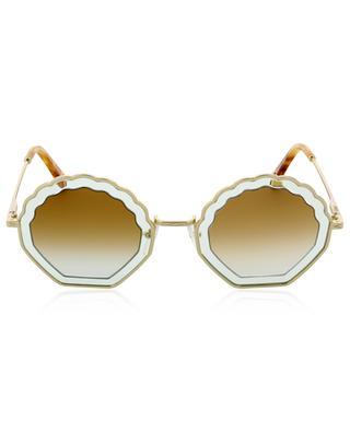 Tally shell sunglasses CHLOE