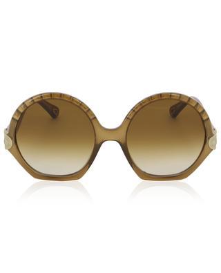 Sonnenbrille aus Acetat mit Muschelschliff Vera CHLOE