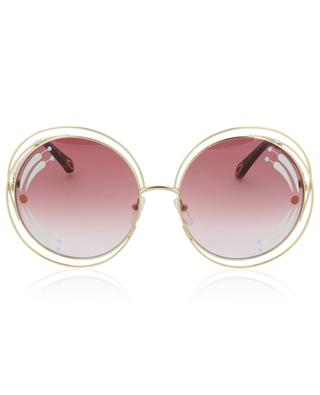 Carlina round sunglasses CHLOE
