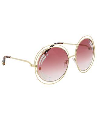 Carlina round sunglasses CHLOE
