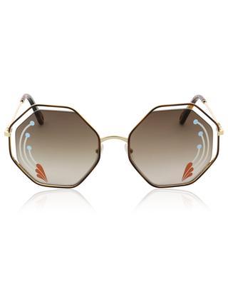 Achteckige Sonnenbrille Poppy CHLOE