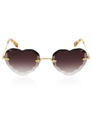 Herzförmige Sonnenbrille Rosie CHLOE