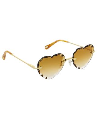 Rosie heart-shaped sunglasses CHLOE