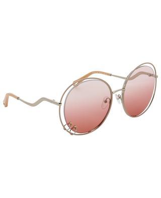 Oversize round sunglasses CHLOE