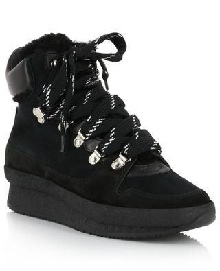 Brendta hiking spirit padded ankle boots ISABEL MARANT
