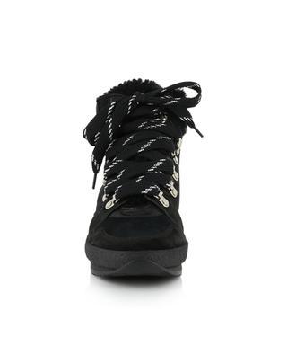 Brendta hiking spirit padded ankle boots ISABEL MARANT