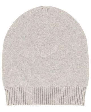 Glitzerne Mütze aus Wollmischgewebe FABIANA FILIPPI